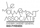 Le Mouvement associatif logo